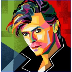 Portrait David Bowie